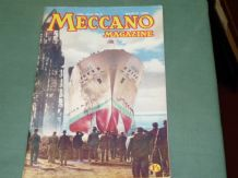 MECCANO MAGAZINE 1960 March Vol XLV No.3